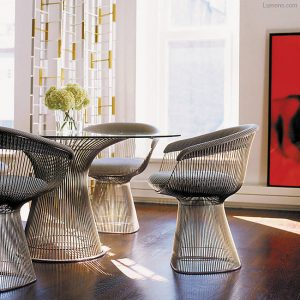 The Platner collection by Knoll