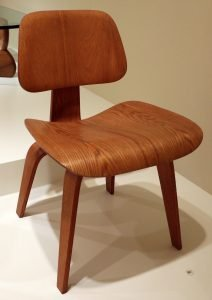 Charles & Ray Eames: LCW chair
