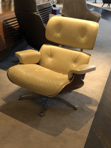 Chales & Ray Eames: Model No. 670 lounge chair & ottoman