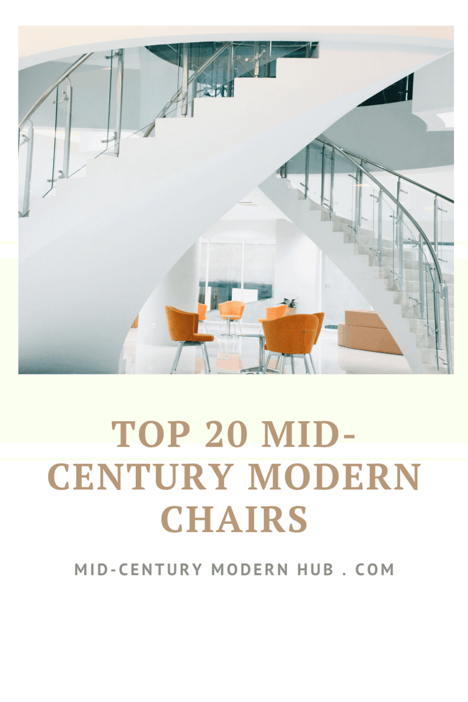 The 20 most famous Mid-Century Modern chairs