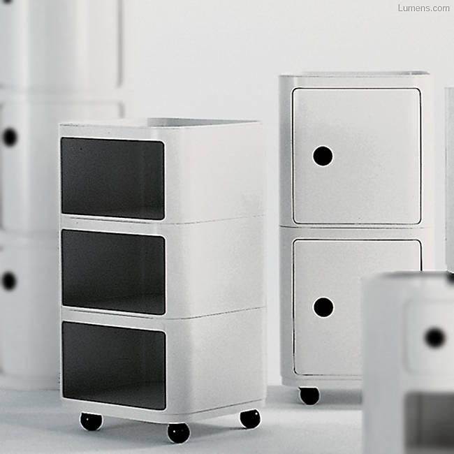 Componibili Square - Door By Anna Castelli Ferrieri for Kartell